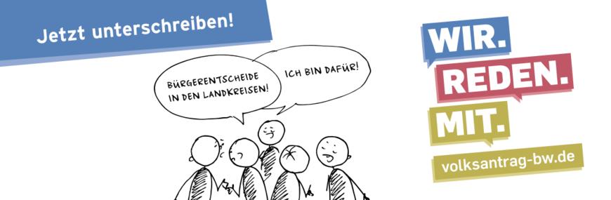 Wir reden mit. volksantrag-bw.de